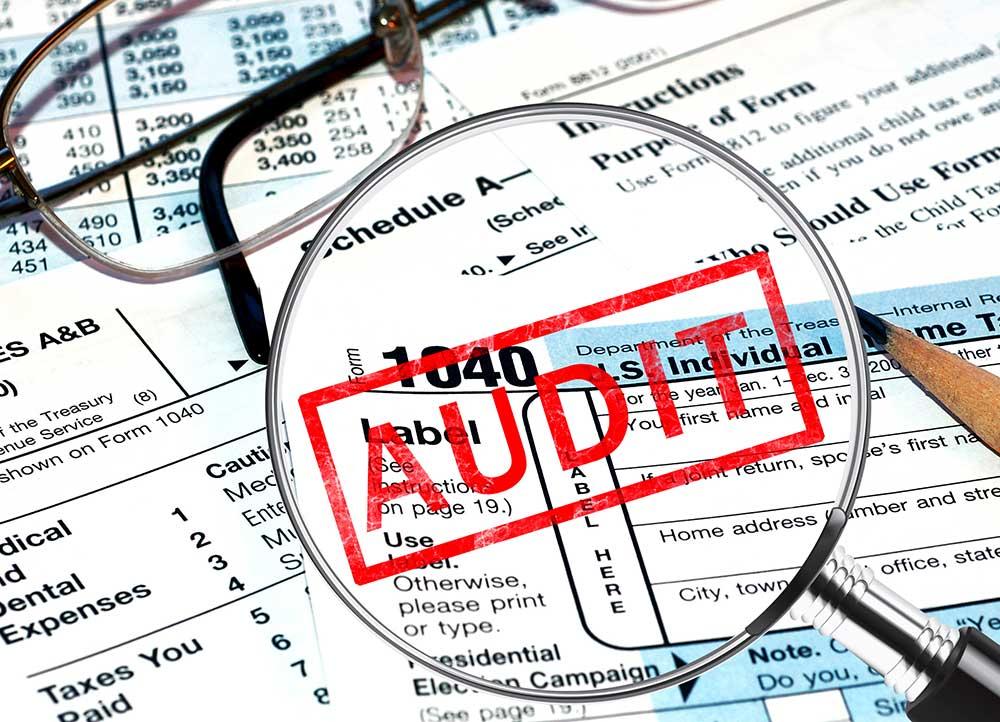 Tax Audit Preparation