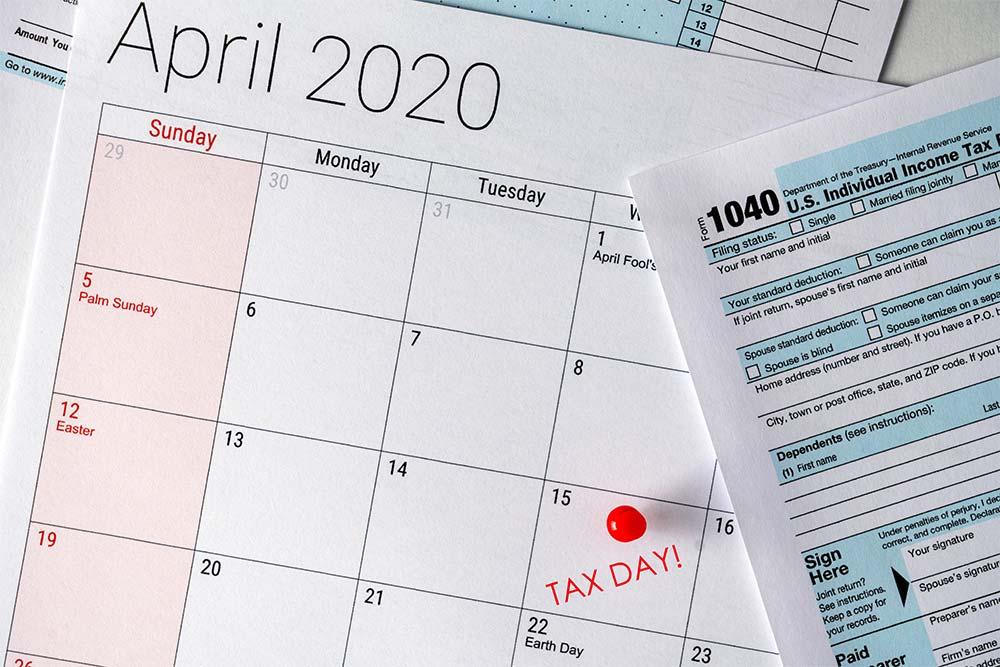 Wa State Tax Calendar Redmond CRC